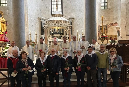 Séptimo día de la Peregrinación Diocesana a Roma y Brindis