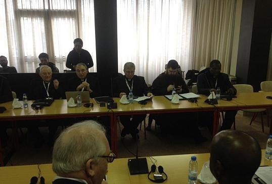 El Sr.Obispo participa en Fátima un encuentro de Conferencias Episcopales Europeas y Africanas