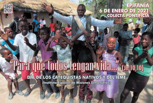DÍA DE LOS CATEQUISTAS NATIVOS Y DEL IEME