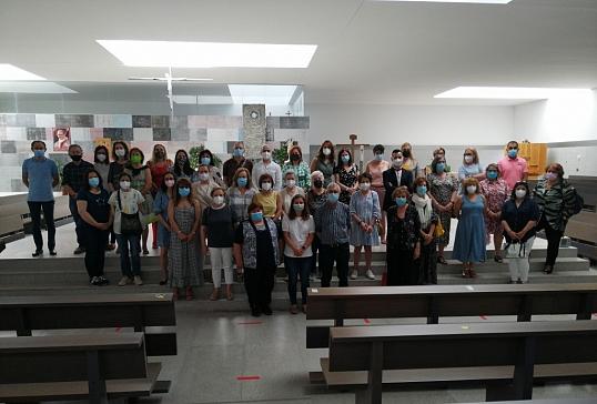 REUNIÓN PRESENCIA DE PROFESORES DE RELIGIÓN