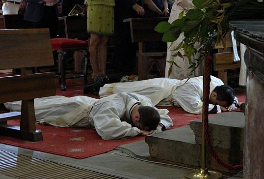 Emotiva ordenación sacerdotal de Fernando y Luis