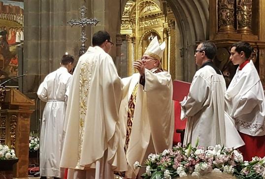 Un nuevo sacerdote en la diócesis de Astorga