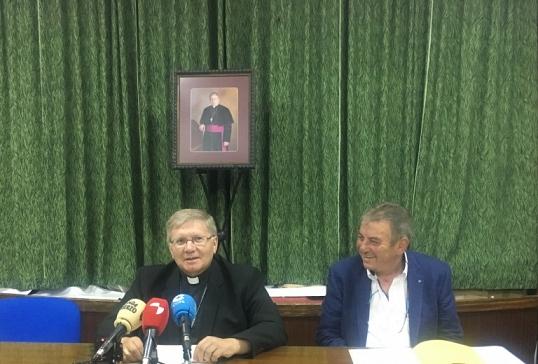 Finaliza la Visita Pastoral en el arciprestazgo de Ponferrada