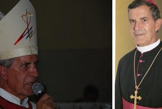 Fallece de Covid D.Segismundo Martínez, obispo de Corumbá en Brasil, natural de nuestra diócesis
