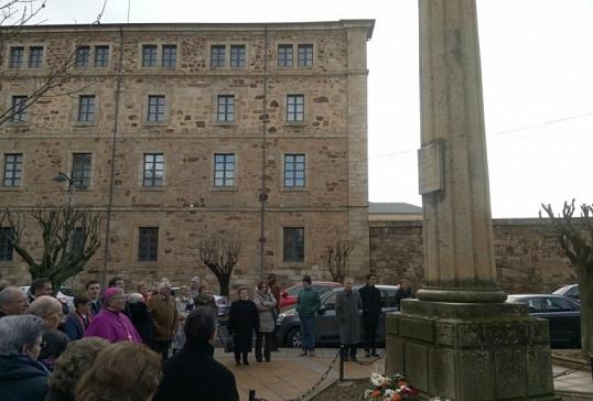 Astorga honra a la Inmaculada