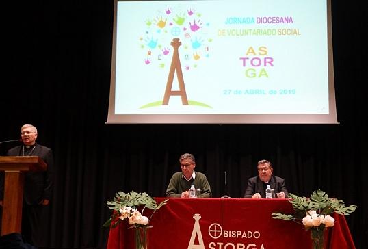 JORNADA DIOCESANA DE VOLUNTARIADO SOCIAL