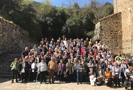 Peregrinación diocesana a Liébana y Covadonga