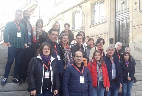 Profesores de la diócesis de Astorga