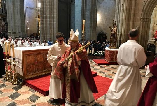 Jornada completa: San Juan de Ávila, Lignum Crucis y libro sobre la Diócesis