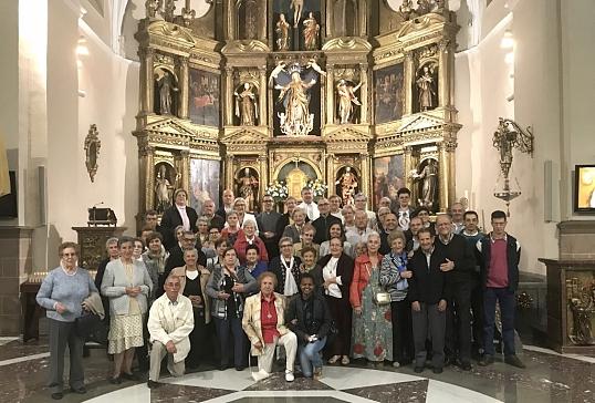 Ultreya Diocesana en la Iglesia de Santa María de La Bañeza