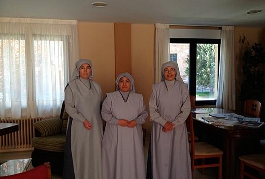 Religiosas de la Casa Sacerdotal