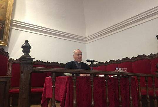 Disponibles los audios de las conferencias del P. Amedeo Cencini