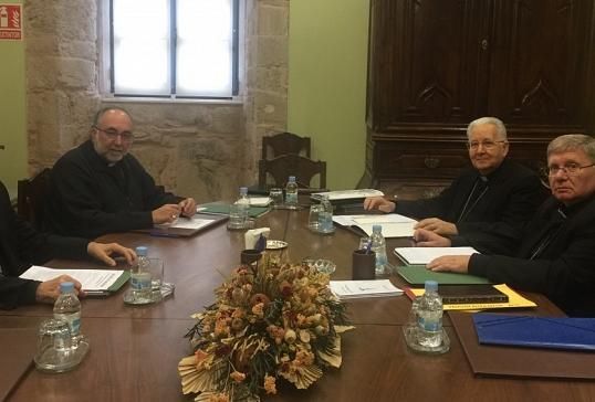 Reunión de la Provincia Eclesiástica en Astorga