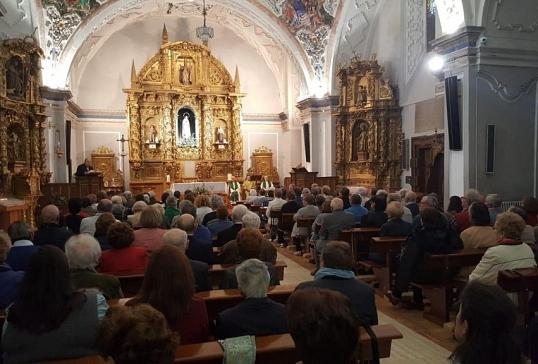 Primer Aniversario de la Casa de la Misericordia-Adoración Eucarística en en el Santuario de Fátima