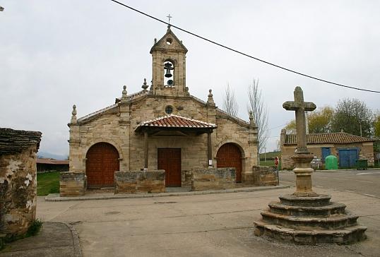 Santuario de Ntra. Sra. de los Remedios  de Luyego de Somoza