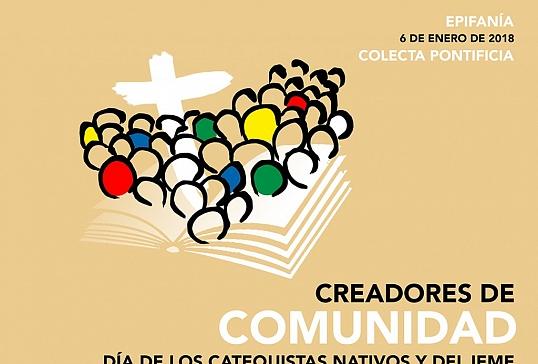 Jornada de Catequistas Nativos y del IEME